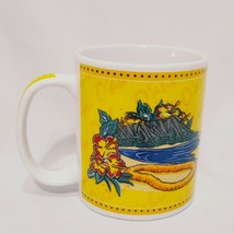 Hilo Hattie The Store of Hawaii 2002 Island Heritage Coffee Mug 10 oz Cu... - $14.99