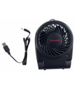 Honeywell Turbo On The Go Personal Fan USB Battery Powered Model #HTF090B - $14.73