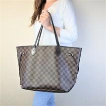 Louis Vuitton Damier Ebene Neverfull MM Shoulder bag - $846.40