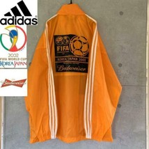 Super rare Adidas Japan-Korea World Cup nylon jacket - $99.31