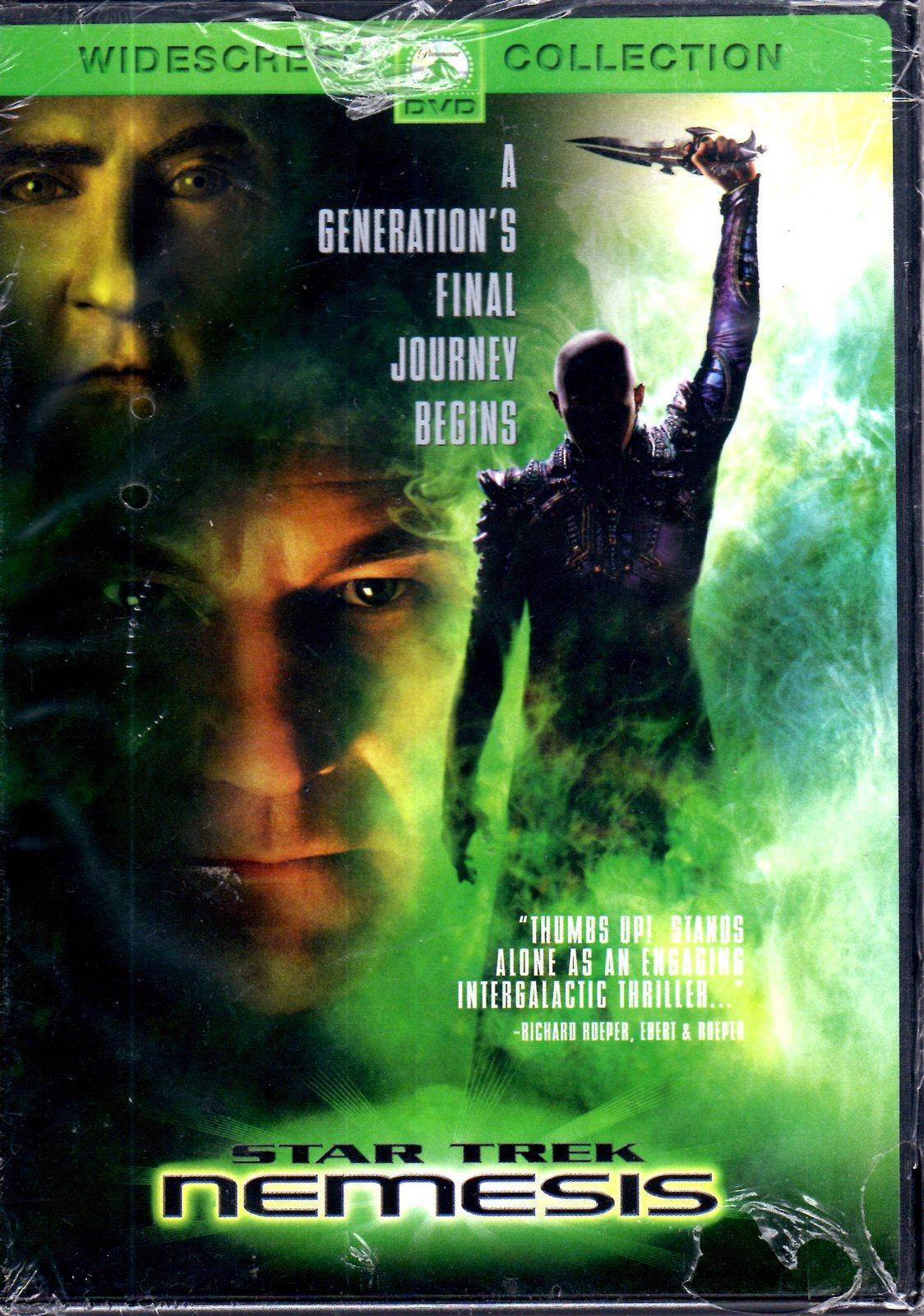 DVD - Star Trek Nemesis