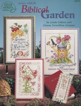 Biblical Garden, American School of Needlework Cross Stitch Patterns 367... - $4.95