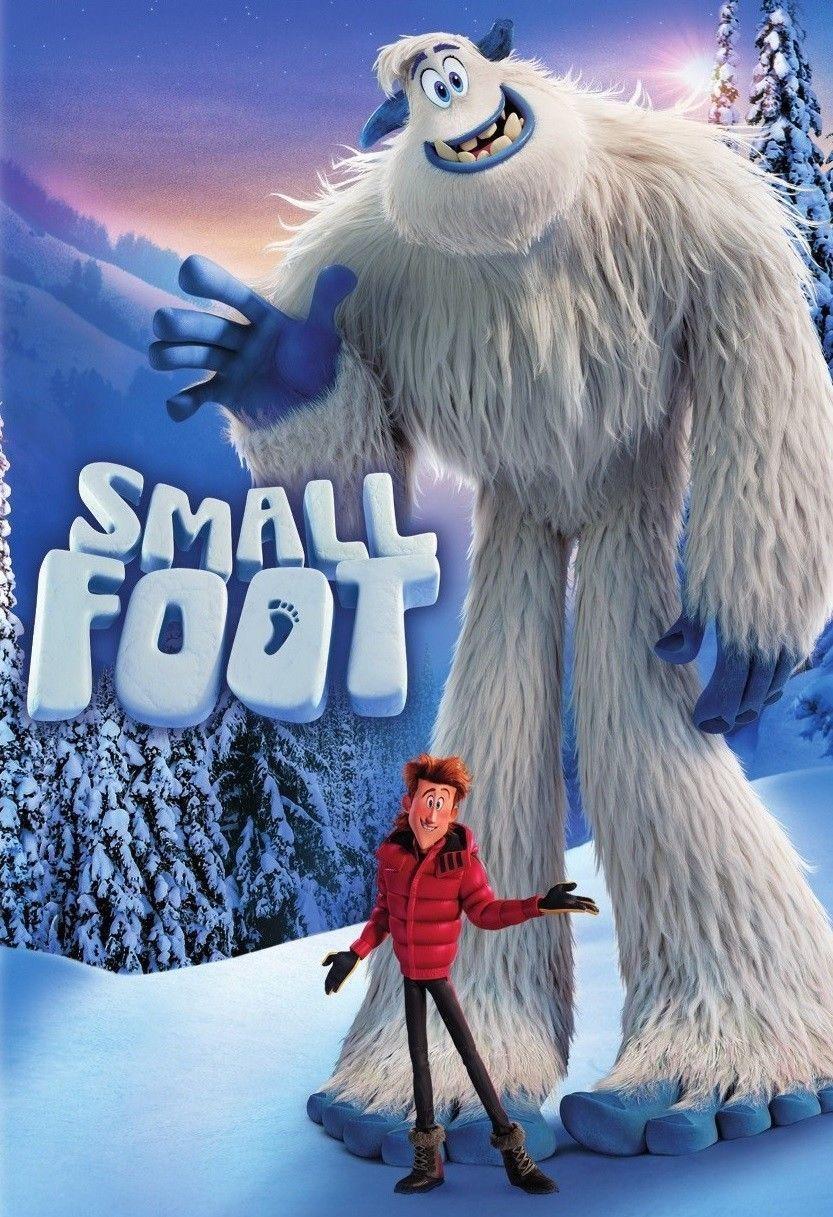 Smallfoot Small Foot (DVD New)