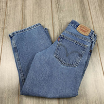Levi's 550 Raxed Fit Jeans Boys Size 8, 24x22 - $8.33
