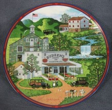 Budzens Fruits Vegetables Collector Plate Charles Wysocki Peppercricket ... - $24.95