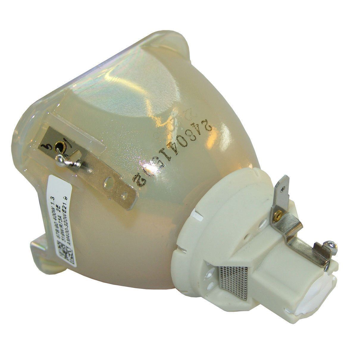 Bulb Only Original Philips Projector Lamp Replacement for Barco R9801277