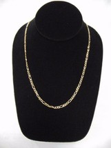 Lovely Vintage Estate 14K Yellow Gold Chain Lin... - $590.00