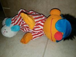 Vintage 1996 Tyco Sesame Street Sleep And Snore Ernie Talking & Singing ... - $15.60