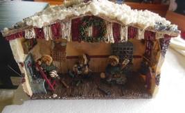 Boyds Bears The Elfbeary Workshop, Ringle, Dingle, Merv Bearstone #2479 - $57.41