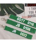 KPOP GOT7 Key Chain MARK Keyring BAMBAM JACKOSN JR JB YUGYEOM YOUNGJAE K... - $0.99