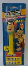 Vintage 1992 Pez Candy Dispenser The Flintstones 'fred, Sealed With Candy! - $5.00