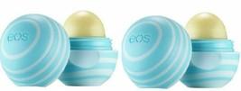 (2 Pack) eos Visibly Soft Lip Balm Vanilla Mint - $11.99