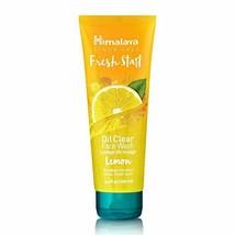 Himalaya Fresh Start Oil Clear Face Wash, Lemon, 100ml 9163 - $12.37