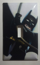 Batman Light Switch Duplex Power Outlet Wall Cover Plate Home decor