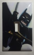 Batman Light Switch Duplex Power Outlet Wall Cover Plate Home decor image 1