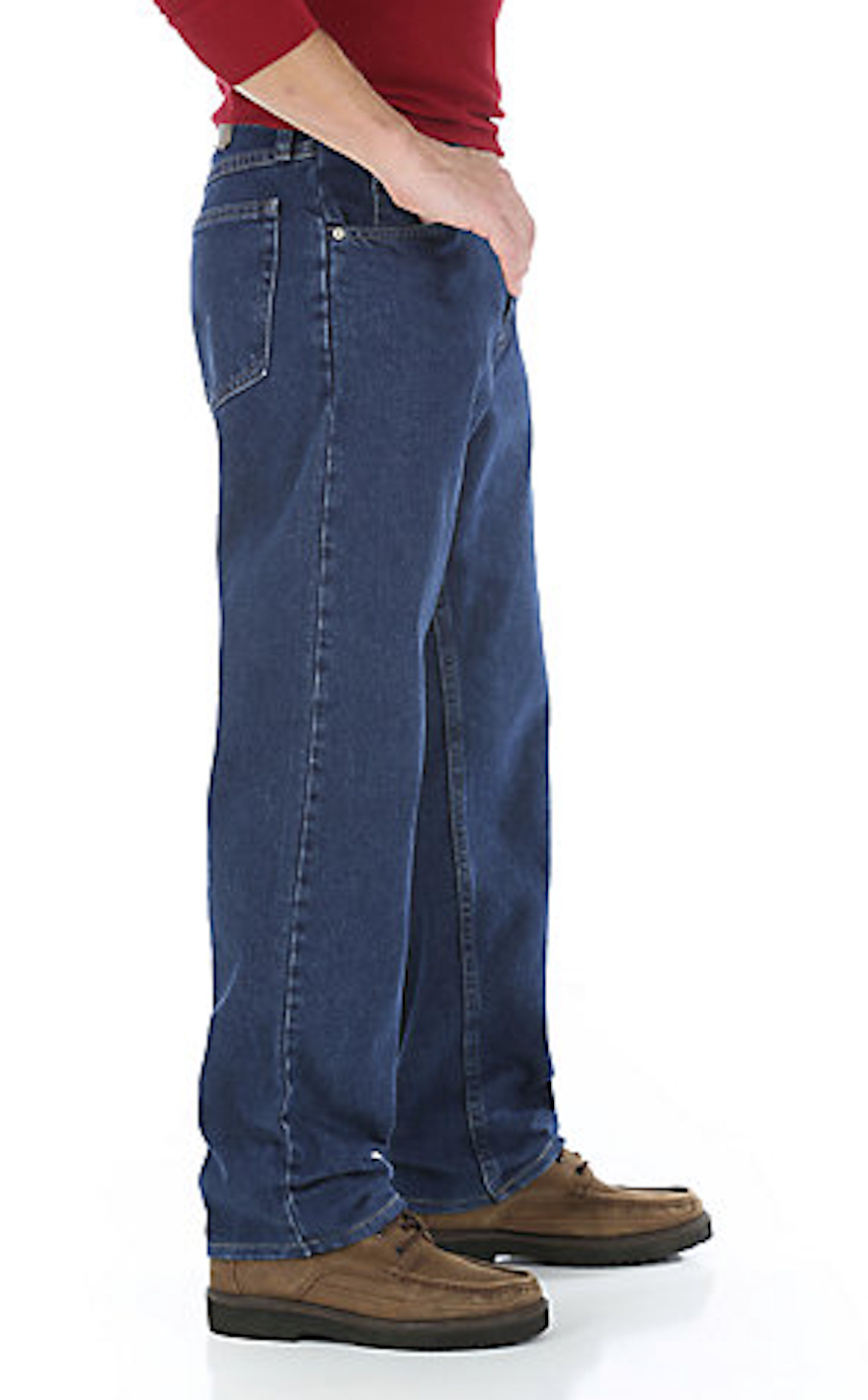 Wrangler Men/'s Jeans Five Star Regular Fit Style 96501DS 36 x 32 OR 36 x 30