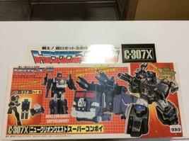 Takara Transformers Neuf Clyon Quête Super Convoy Jouets R US Limité Fig... - $481.14