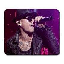 Linkin Park Chester Bennington 12 Mouse pad New Inspirated Mouse Mats Ac8 - $6.99
