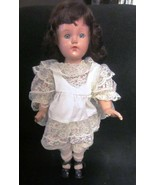VINTAGE EFFANBEE COMPOSITION DOLL - SNOW WHITE ? TLC - $47.45