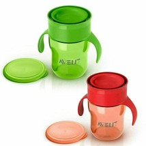 Philips Avent Grown Up Cup 260ml Red And Green  - $36.72