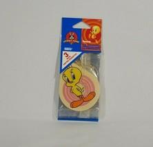 Looney Tunes Tweety Car Air Fresheners Medo 1997 3pk - $10.99