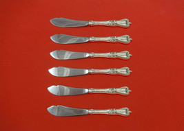 Old Colonial by Towle Sterling Silver Trout Knife Set 6pc. HHWS  Custom ... - $429.00