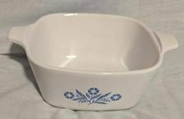 Vintage Corningware Blue Cornflower Retired Petite Pan P-43-B 700 ml 2 3/4 cups - $15.79