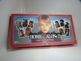 Home Alone 2 Board Game Lost in New York 1992 - $9.89
