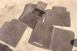 2003-2006 MERCEDES-BENZ S55 S600 Interior Carpet Floor Mats Set K2677 - $147.00