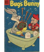 Bugs Bunny (Dell) #52 VG; Dell | low grade comic - save on shipping - de... - $7.50