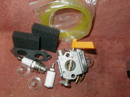 Carburetor For Ryobi RY52001 RY52003 BC30 CS30 SS30 RY30002 RY30002B - $11.93