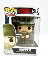 FUNKO POP Stranger Things: Hopper with Donut Vinyl Figure - New - $14.80
