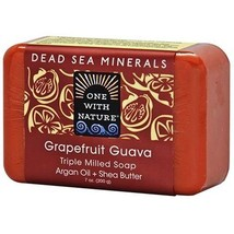 One with Nature Dead Sea Minerals Grapefruit Gu... - $8.86