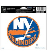 "NHL New York Islanders Multi-Use Colored Decal, 5"" x 6"" - $7.58"