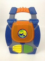 Go Diego Go Interactive Dinosaur Fossil Scanner Talking Toy Dino Fisher Price - $25.79