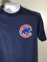 Chicago Cubs Baseball Men's T Shirt Size L MLB 12 Soriano  Blue Red Large - $9.78