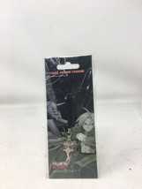 FULL METAL ALCHEMIST - Cell Phone Charm - Cross And Snake New In Plastic! - $7.69