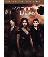 The Vampire Diaries: The Complete Sixth Season ... - $8.95