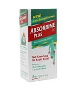 Absorbine Plus Jr. Extra Strength Formula Pain Relieving Liquid 4 fl oz - $10.77