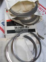 Mercury Piston Ring Set 39-78811A12 Nos - $66.00