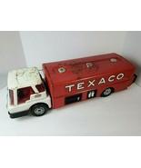 "Vintage 1960's Park Plastics Texaco Jet Fuel Tanker Press Steel Truck 24"" USA  - $79.19"