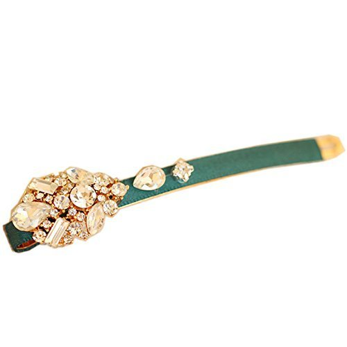 Green Elegant Lovely Hair Claw Fashion Hair Clip Creative Hair Claw/Hairpin