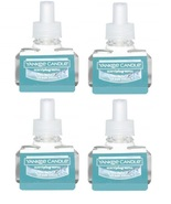 Yankee Candle Icy Blue Spruce ScentPlug Home Fragrance Refill Bulbs - 4 ... - $25.50