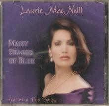 Many Shades Of Blue [Audio CD] Laurie McNeill - $9.49