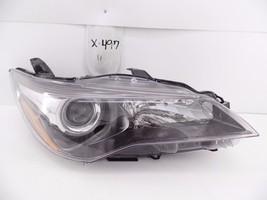 Oem Headlight Head Light Lamp Headlamp Toyota Camry Se 15 16 17 Halogen Nice - $133.65