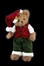 "Bearington Bears ""Jack B. Jolly"" 10"" Collector Bear- Sku #173157- 2011-Retired - $29.99"