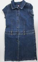 Tommy Hilfiger short sleeve denim dress SIZE 6X - $12.82