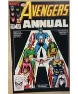 AVENGERS ANNUAL #12 (1983) Marvel Comics FINE- - $9.89