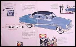 1953 Buick BIG Prestige Color Brochure, Roadmaster Super Skylark, HUGE Xlnt - $37.84