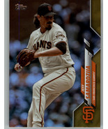 2020 Topps Rainbow #295 Jeff Samardzija  San Francisco Giants - $1.29